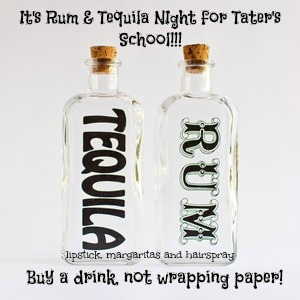 LMH-USED - Rum and Tequila night